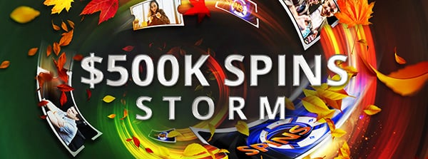 It's the first-ever SPINS Storm…