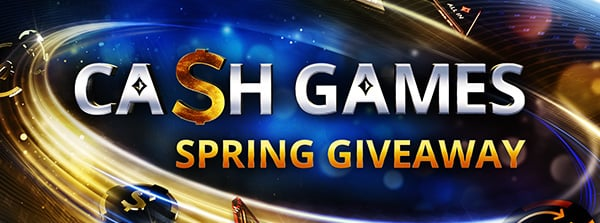Boosted cash game value this March!